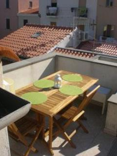 Private terrace - Studio with private terrace with seeview. - Alghero - rentals