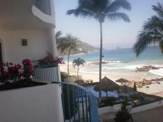 Sandy Beachfront Condo in Puerto Vallarta - Puerto Vallarta vacation rentals
