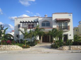Luxury Ocean View Villa Andalucia 6000sq.ft.in Playa Paraiso - Playa del Carmen vacation rentals