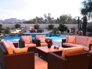 Scottsdale home with beautiful mountain views, close to shops, golf, and fine restaurants. - Cave Creek vacation rentals