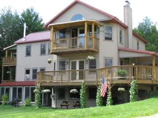 PanoramicView1000 sq ft Guest Quarters Berkshires - Hancock vacation rentals