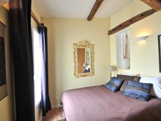 Lovely one bedroom in the heart of the Marais - Paris vacation rentals