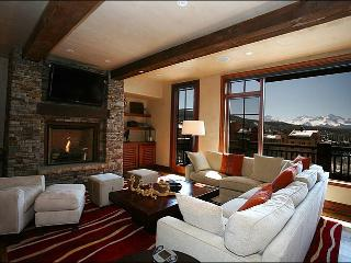 Elegant Condo with Amazing Views - Stone & Timber Finishes (6696) - Telluride vacation rentals