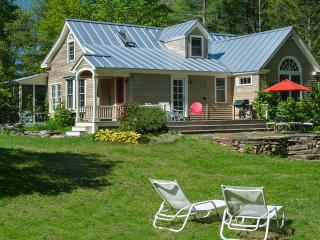 House and cabin along the Rock River in Vermont - Jamaica vacation rentals