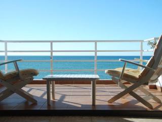 Sea front apartment near Barcelona - Santa Maria De Palautordera vacation rentals
