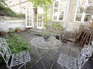 Wonderful Copenhagen apartment with private garden - Denmark vacation rentals