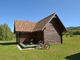 Secluded chalet near Fuzine - Fuzine vacation rentals
