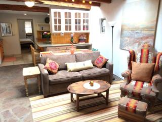 Renovated 2bd/2ba adobe near Plaza and Railyard - Santa Fe vacation rentals
