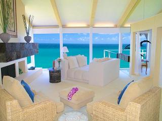 Oceanfront Masterpiece - Watch Whales Play Below - Princeville vacation rentals