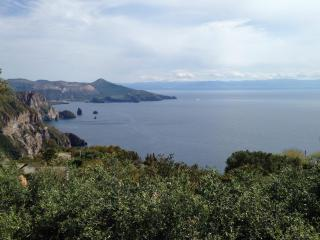 Panoramic Lipari Home on Family Estate - Lipari vacation rentals