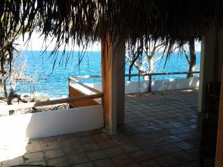 Romantic Beach House Palapa Chimo, Puerto Vallarta, Mx - Costalegre vacation rentals