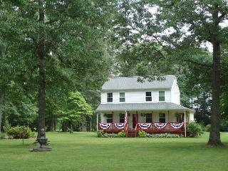 Shady Acres Bed & Breakfast: Hanover, Virginia - Saint Stephens Church vacation rentals