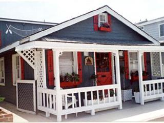Steps to the Sand-Adorable Beach Cottage - Orange County vacation rentals