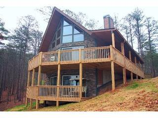 Cherokee Overlook  *CARTERS LAKE*  Totally Private - Ellijay vacation rentals