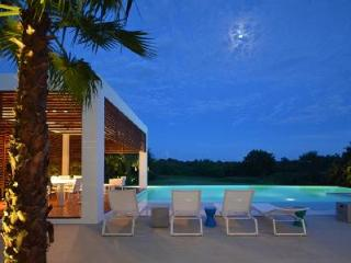 Modern Villa Yara-ri on the 9th Hole with saltwater infinity pool, In-pool dining & staff - Dominican Republic vacation rentals