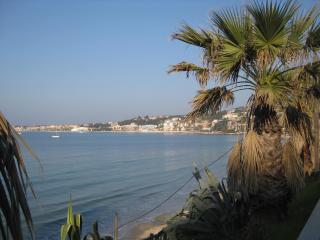 1 Bedroom Apartment with View of Sea, Direct Access Sandy Seach, 800 m from Bandol - Le Pradet vacation rentals