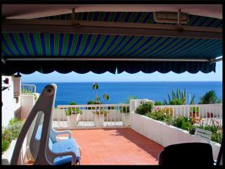 The Best View.   Beachfront with BBQ and private - Grandola vacation rentals