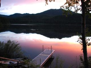 Serene Lakefront Cabin -West Glacier National Park - Hungry Horse vacation rentals
