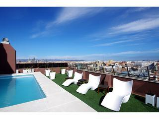 Jardines del Turia - amazing penthouse with a private pool! - Pedralba vacation rentals
