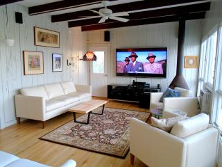 Beachfront house on Dune Rd, Westhampton Beach, NY - Hampton Bays vacation rentals