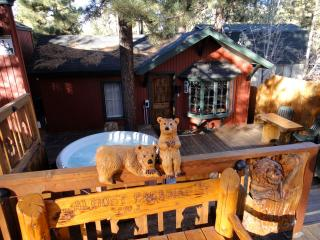 Almost Paradise-The PERFECT Cozy Romantic Getaway! - City of Big Bear Lake vacation rentals