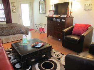STUDIO CONDO IN DOWNTOWN EUREKA SPRINGS, AR.72632 - Arkansas vacation rentals