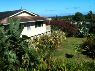 MAY Special $1775./wk Ocean View 3/2 home - Haiku vacation rentals