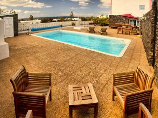 Casa Juanita - Swim Pool, Sea Views and Winter Sun - Puerto Calero vacation rentals