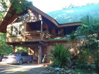 Casa Tranquilo-Beautiful Wood House Jungle Setting - Cahuita vacation rentals