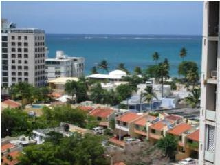 St.Tropez Isla Verde  view the beach and airport - Carolina vacation rentals