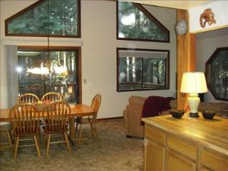 Lake Tahoe, Donner Lake, great family cabin - Truckee vacation rentals