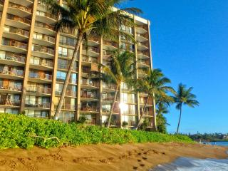 Valley Isle Resort Oceanfront 1 Bdrm #605-BBB A+ - Napili-Honokowai vacation rentals