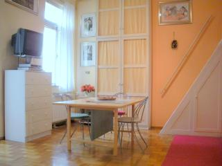 Loft Studio in heart of center right at Danube! - Budapest vacation rentals