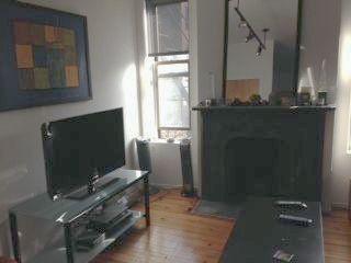Living area - Cozy, Zen 1 BR in Midtown West (Hell's Kitchen) - New York City - rentals