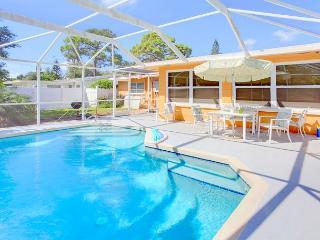 Aurora Seabreeze Home - Fenced Yard, Heated Pool - Wifi, HDTV - Venice vacation rentals