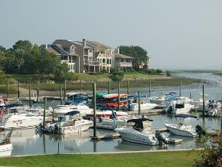 12 Portside - Beautiful Braddock Cove Views - 4 Bedroom Home. - Hilton Head vacation rentals