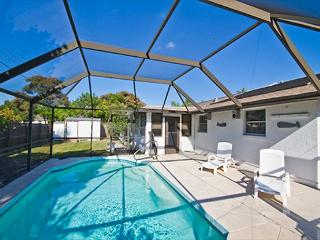 Venice Florida Nantucket House, 2 bedrooms with heated pool and fenced yard - Venice vacation rentals