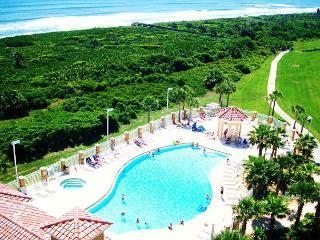 708 Surf Club III, Beach Front, 7th Floor, 3 Bedrooms, 3 Pools, Elevator - Palm Coast vacation rentals