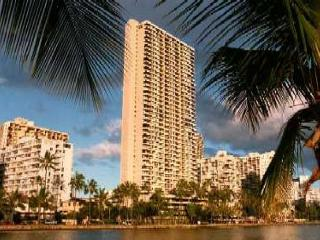 2121 Ala Wai 2406- UNIT HAS BEEN UPDATED AND IS BEAUTFUL!  TRUE VALUE!!! - Honolulu vacation rentals