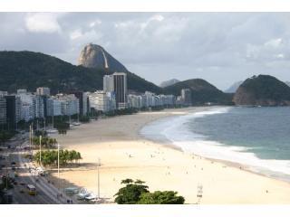 Outrageously Sexy Copacabana Penthouse - Rio de Janeiro vacation rentals