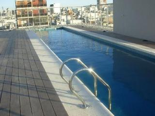 Luxury Unit with private BBQ. Pool and Gym - Buenos Aires vacation rentals