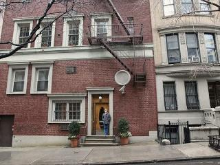 Hosted B&B room for up to four guests in lovely triplex condo on Upper West Side - New York City vacation rentals