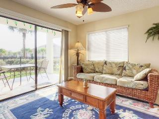 Ocean Village Club D14, Ground Floor Unit, with 2 pools, tennis & beach - Saint Augustine Beach vacation rentals