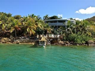Virgin Gorda's Waterfront Eden - Villa Chai Light - British Virgin Islands vacation rentals