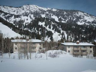 2bd/2ba Whiteridge B 5 - Teton Village vacation rentals
