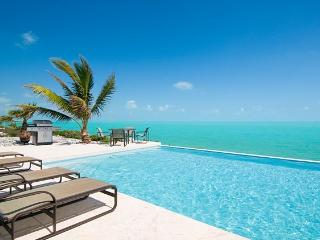 Breezy Villa at Long Bay, Turks and Caicos - Oceanfront, Pool, Trade Winds - Grace Bay vacation rentals