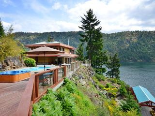 Victoria Area 6 Bedroom Luxury Ocean Front With Swimming Pool and Hot Tub - Victoria vacation rentals