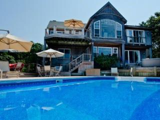 SANDY POINT: LAGOON WATERFRONT HOME WITH POOL - OB JKRI-20 - Oak Bluffs vacation rentals