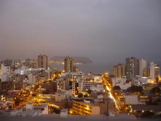 Luxury 3 bdrm apt, spectacular City & Ocean views - Peru vacation rentals