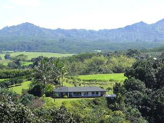 North Shore home with Waterfall Views - Princeville vacation rentals